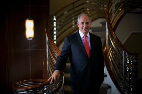 U.S. Financier Backs China $300 Million Master's Scholarship Program for 200 Students Annually | Learning, Teaching & Leading Today | Scoop.it