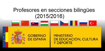 Profesores en secciones bilingües 2015/2016 | Ofertas de empleo (educación) | Scoop.it