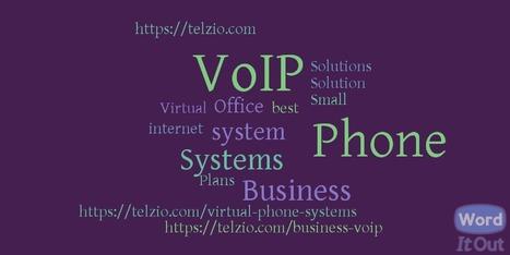 Virtual Phone Systems - Telzio.com | telziosystem | Scoop.it