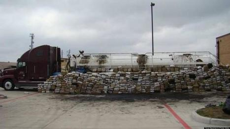 3.9 TONS Of Marijuana Found During Traffic Stop | Crap You Should Read | Scoop.it