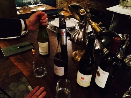 How the Coravin is Changing the New York Wine Scene | Vitabella Wine Daily Gossip | Scoop.it