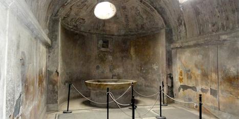 Recuperan en Pompeya las termas más antiguas halladas hasta ahora | ArqueoNet | Scoop.it