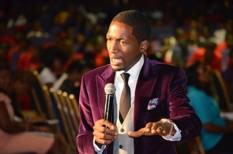 Uebert Angel creating waves in Kenya - Nehanda Radio | Kenya | Scoop.it