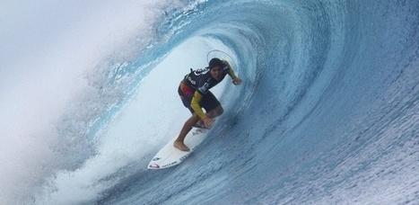 Surfista brasileiro Gabriel Medina ganha prêmio de melhor onda de 2012 por tubo nota 10 | esportes | Scoop.it