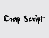 Crap Script / Typeface | Free Design Resource Roundups | Scoop.it