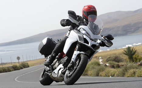 Ducati Multistrada 1200S review | Ductalk Ducati News | Scoop.it