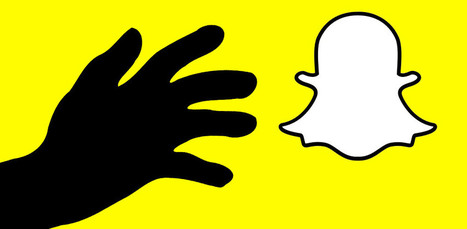 Facebook, Instagram, CNN, Le Monde... tous après Snapchat! | DocPresseESJ | Scoop.it
