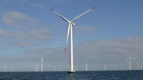 Eolien en mer. Les câbles électriques passeront par Bernières-sur-Mer   Eolien : stockage et raccordement   Scoop.it
