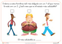 Fichas de actividades para educación infantil - El Portal de Educapeques | Recursos educativos útiles para la etapa Infantil. Dirigido a docentes y familias | Scoop.it