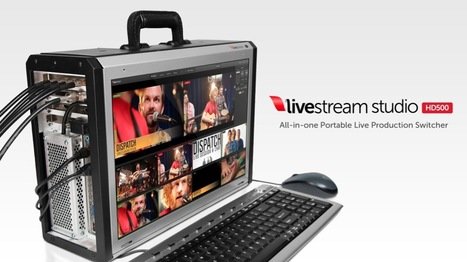 The Portable Digital Video Mixer and Switcher: The Livestream Studio HD500 | Home Business,Passive Income, Internet Marketing, Online Business | Scoop.it