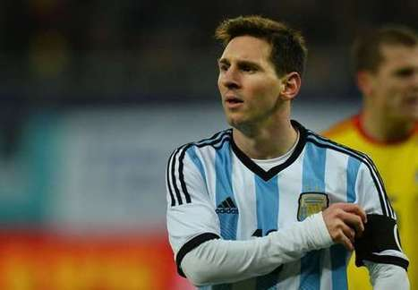 Simeone: World Cup might have distracted Messi - Goal.com | World Cup | Scoop.it