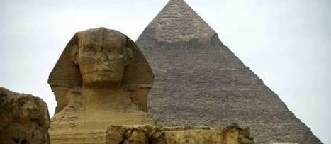 Un pharaon inconnu découvert en Égypte ? | Aux origines | Scoop.it