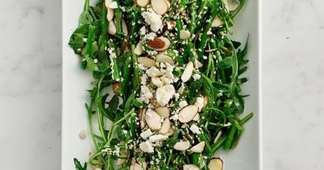 Useful Weight Loss Ideas: Sesame And Almond Asparagus Salad Recipe | Useful Weight loss Ideas | Scoop.it