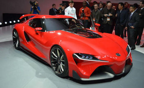 Is Toyota Planning A High-End Hybrid Sports Car? - Hybrid Cars News | sports | Scoop.it