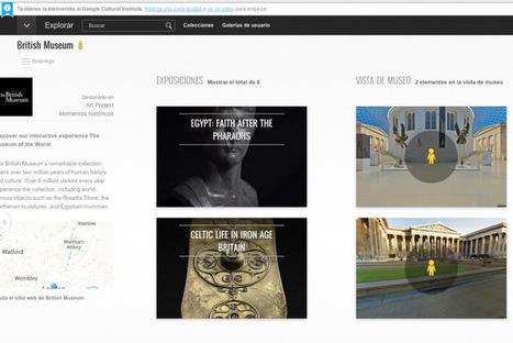El Museo Británico pone en línea sus tesoros | Arqueología, Historia Antigua y Medieval - Archeology, Ancient and Medieval History byTerrae Antiqvae (Grupos) | Scoop.it