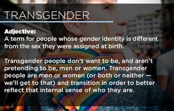 BuzzFeed • Everything you wanted to know about transgender... | Sex Positive | Scoop.it