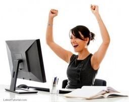 5 Ways To Make Money Online From A Website or Blog | LatestTutorial.com | Blogging | Scoop.it