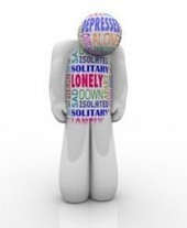 » Is Depression Contagious?  - World of Psychology | positive psychology lab | Scoop.it