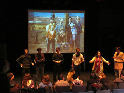 Shareable: The Theater at a Crossroads: Seeking a Sustainable Model for Creativity | Transition Culture | Scoop.it