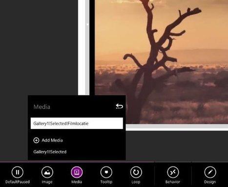 Bouw je eigen app zonder programmeerkennis - hintsentips - Clickx | My knowledgebox at work | Scoop.it