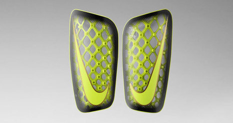 Nike Bags 3DP Protection at World Cup - 3D Printing Industry | 3D printing | Scoop.it