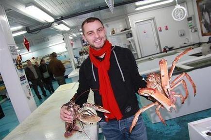 Saint-Malo. Mathieu crustacés fait 25 % de son chiffre d'affaires avec les fêtes - Saint-Malo.maville.com | Voyages et Gastronomie depuis la Bretagne vers d'autres terroirs | Scoop.it