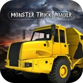 Monster Truck Loader | Upcoming Games and Apps By iLife | Scoop.it