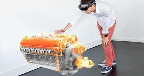 La réalité augmentée en route pour l'usine   Electronique   Scoop.it