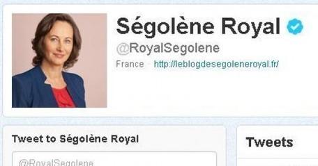 Quand Royal se déchaîne contre Sarkozy sur Twitter | Les médias sociaux et la politique | Scoop.it