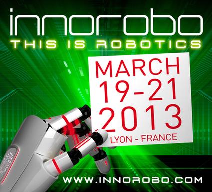 INNOROBO 2013, le sommet européen dédié à la robotique de ... - Le Monde Numérique   Innovations urbaines   Scoop.it