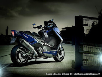 Yamaha TMAX 530 by Marcus Walz | Rogermotard | Scoop.it