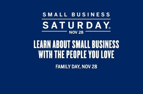 Small Business Saturday | Pinterest and Etsy | Scoop.it