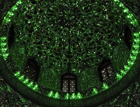 Modest-Looking Mosque is a Dazzling Dream Inside | Le It e Amo ✪ | Scoop.it