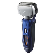 ALL HEALTH AND PERSONAL CARE - Panasonic ES8243A Men's 4-Blade (Arc 4) Wet/Dry Rechargeable Electric Shaver with Nanotech Blades, Blue | NanoTechnology Revolution | Scoop.it