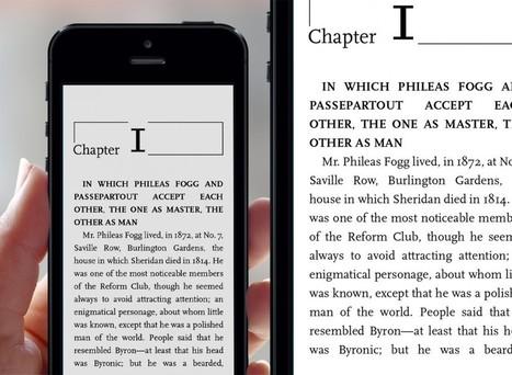 Readmill : le moulin à lecture | PixelsApp | Veille de l'édition scientifique | Scoop.it
