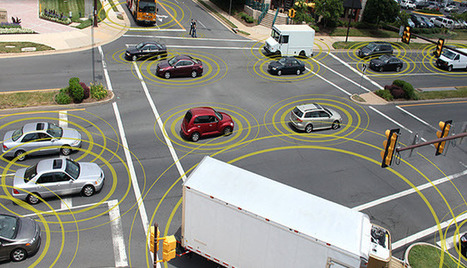 What's Next? V2V (Vehicle-to-Vehicle) Communication with Connected Cars | Machine Control & Site Automation | Scoop.it