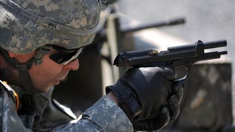 Army wants a harder-hitting pistol | Xposed | Scoop.it