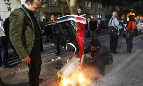 Egyptians protest death of Christian in Libya | Égypt-actus | Scoop.it