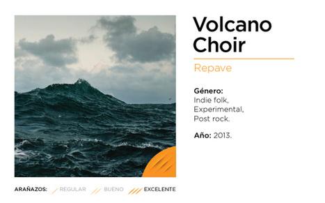 VOLCANO CHOIR, REPAVE (2013)   Music Reviews   Scoop.it