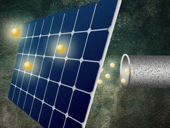 ¿Dos fotones por cada electrón? | Fotovoltaica  Solar-Térmica | Scoop.it