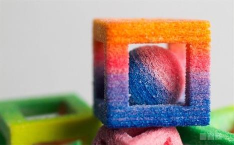 Rain on me imbecilic love. — mymodernmet: 3D-printed food by 3D Systems ... | 3d Printed Food | Scoop.it