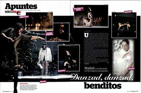 Interviú - 29/10 | Festival Internacional Madrid en Danza 2012 | Scoop.it