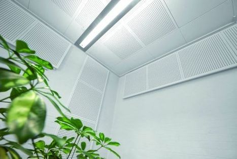 [Qualité Air Intérieur et design] : une nouvelle génération de plafonds Placo | Immobilier | Scoop.it