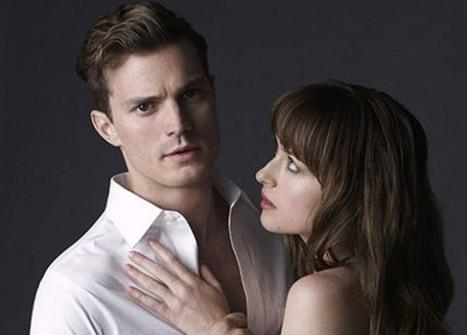 50 Nuances de Grey: les premières images avec Dakota Johnson et Jamie Dornan dans le 19.45 de M6 | FiftyShadesFrance | Scoop.it