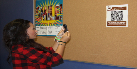 Web Design students curate QR code school tour : Southwest Shadow | The use of QR codes | Scoop.it