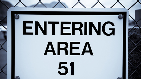 US Government Finally Admits: Yes, Area 51 Exists | Strange and Unusual | Scoop.it