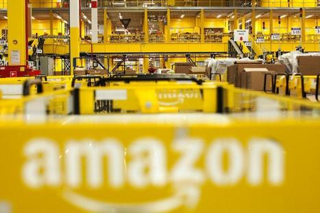 Amazon And Alibaba Bet The Future On Supply Chain Management: eRetailers Invest Big In Logistics - Forbes | Mind blowing Perspectives | Scoop.it