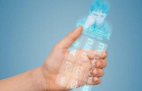 Les japonais inventent les hologrammes manipulables | Japon | Scoop.it