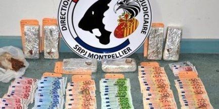 Montpellier : 3,3 kg d'héroïne et 13 000 € saisis - Midi Libre   Saint Jean de Vedas   Scoop.it