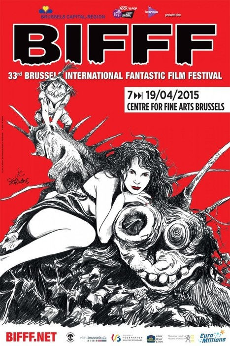 Brussels' International Fantastic Film Festival & Amsterdam's Imagine Film Festival | Europa SF - The European Speculative Fiction portal | Paraliteraturas + Pessoa, Borges e Lovecraft | Scoop.it